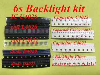 5sets(85pcs)for iphone 6s backlight ic U4020+Coil L4020 L4021 +Diode D4020 D4021+Capacitor C4023 C4022 C4021+Filter FL4211 -4213 - DISCOUNT ITEM  5% OFF All Category