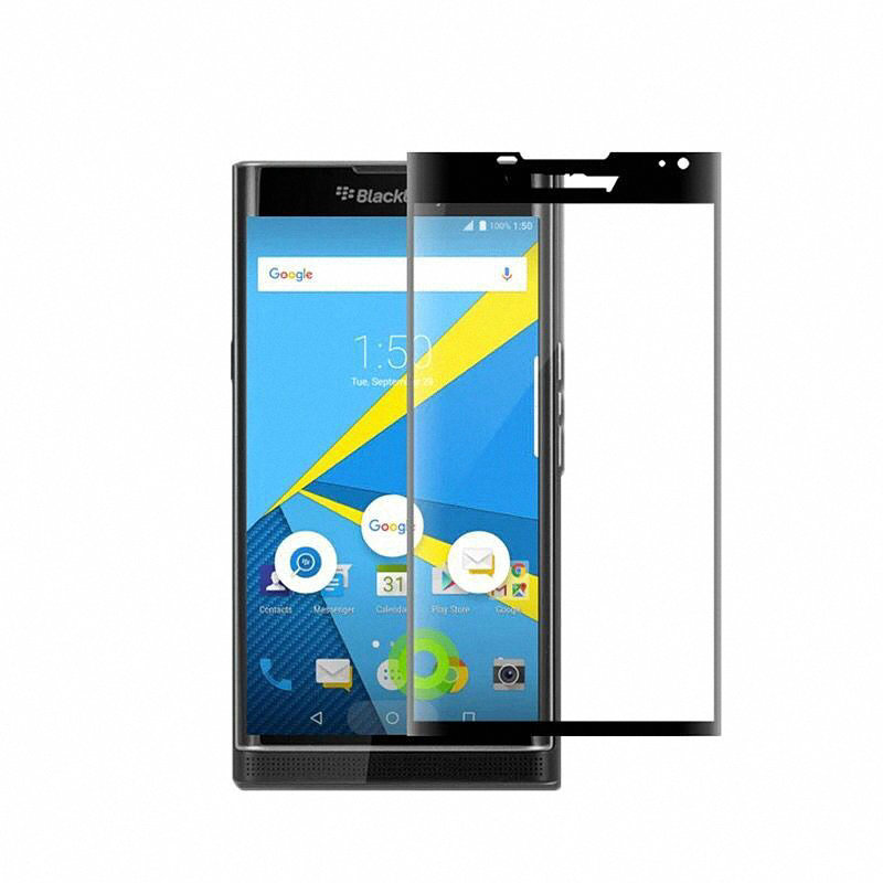 for BlackBerry Priv WIERSS 3D Full Cover Tempered Glass Screen Protector for BlackBerry Priv Glass film(China)