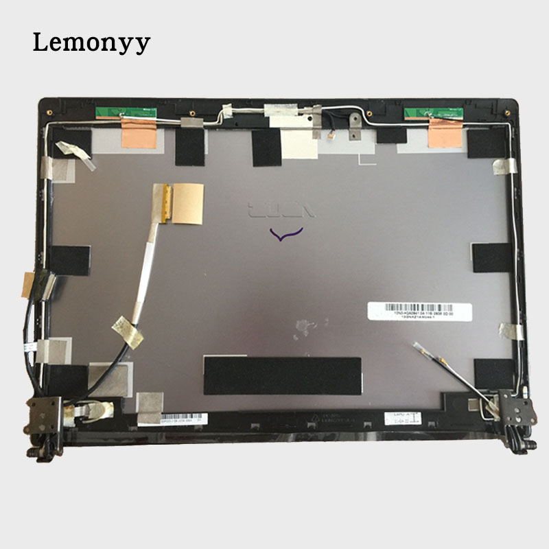 New For Asus U30JC U30J U30 U30SD LCD Back Cover with Hinges A Shell 13GNXZ1AM044-1