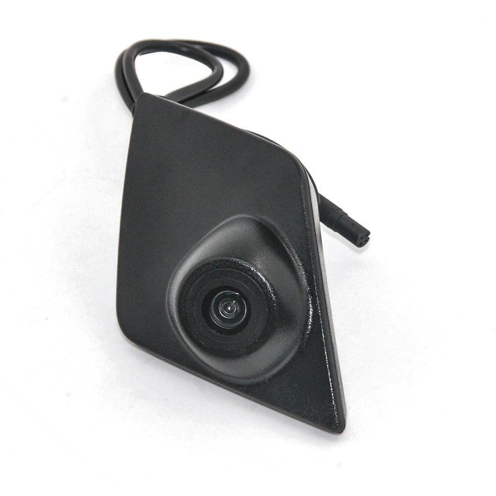 Couleur CCD Haute Qualité Voiture Véhicule Logo Avant Voir la Marque Système Parking Caméra pour Renault Koleos logo marque caméra nuit vision