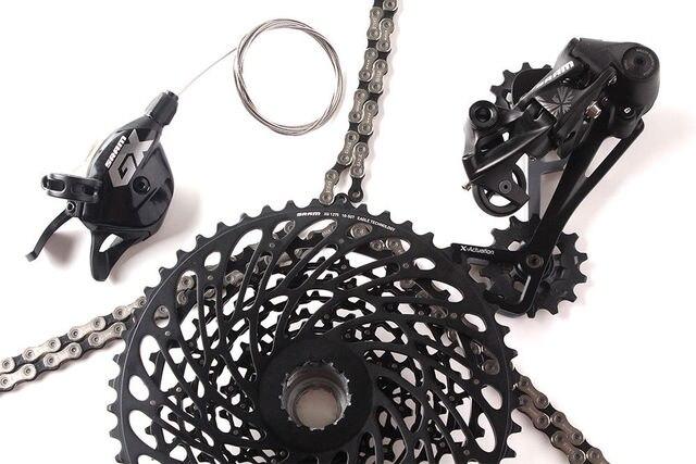 SRAM GX águila 1x12 10-50 t Groupset del velocidad Kit gatillo Shifter desviador trasero Cassette cadena