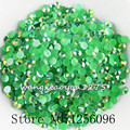5000pcs/bag,SS16,4mm,Nail Art,Dark green,Jelly AB resin flatback crystal rhinestone,phone case,use glue,Crystal nails,Decoration