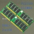 Новый настольный DDR1 2 X 1 ГБ PC2700 333 мГц DIMM PC2700 оперативной памяти DDR 2 X 1 ГБ 333 мГц / DDR1 333 бесплатная доставка