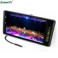 HD 800 X 480 Super Thin 9 Inch Car Monitor TFT Car Lcd Monitor Color LCD