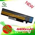 Golooloo 4400 mah bateria para lenovo ideapad b560 v560 y560 y460 y460p y460c y460n y460a y460at y560 y560a y560p l10s6y01 57y6440