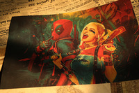 Deadpool Posters (4 Different Designs) 5
