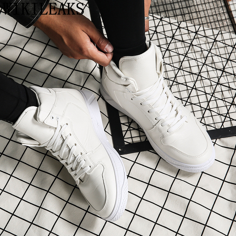 high top sneakers men casual shoes black sneakers mens leather shoes white shoes men luxury brand chaussure homme buty meskie high top sneakers men casual shoes black sneakers mens leather shoes white shoes men luxury brand chaussure homme buty meskie