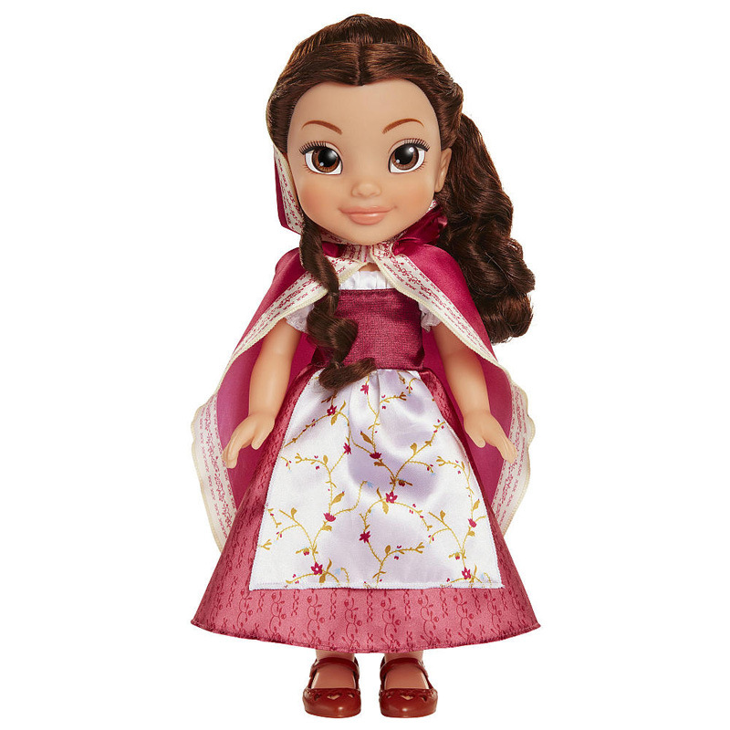 Beauty And The Beast Belle Doll 35cm Fashion Princess Doll