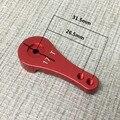 CNC 17T Алюминиевый сервопривод для руля 22 кг/40 кг  подходит для руля 1/5 HPI baha 5b км  детали для руля