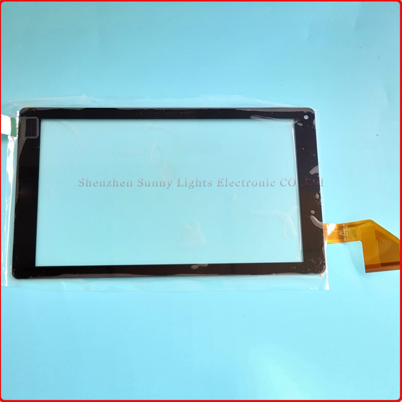 10PCS/LOT Hot Sale 9'' inch New For FPC-FC90S072-00 FHX Capacitive Touch Screen Touch Panel Digitizer Panel Replacement Sensor 10pcs lot hot sale 9 inch new for fpc fc90s072 00 fhx capacitive touch screen touch panel digitizer panel replacement sensor
