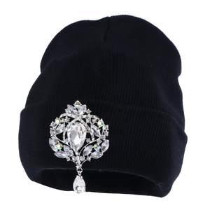KERLNADE beanie girl casual skullies woman winter hats 5ebae6c10a9