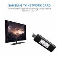 Neue Upgrade Wireless LAN Netzwerk USB 2.0 Adapter WiFi Dongle Für Samsung Smart TV Desktop Laptop 2,4G und 5G Für Samsung TV karte