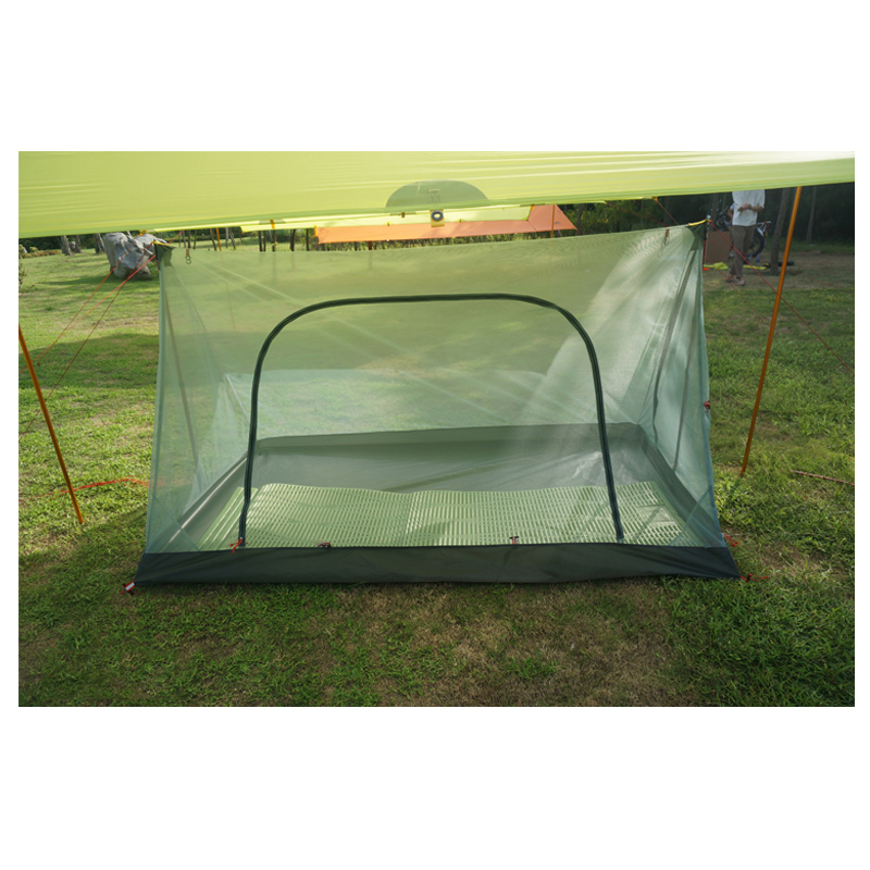 3F UL GEAR 3 saison écran tente Camping en plein air pliant Portable tente d'été avec moustiquaire pour la chasse pêche randonnée
