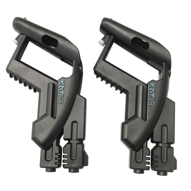 VR VIVE Gun Controller For HTC Vive Headset 1 0 Vive Pro 2 0 Controller VR