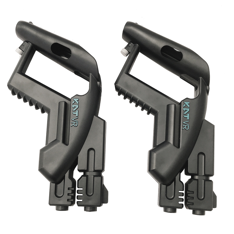 VR VIVE Gun Controller For HTC Vive Headset 1.0 Vive Pro 2.0 Controller VR experience shop Shooting Game VR HandGun 1pcs
