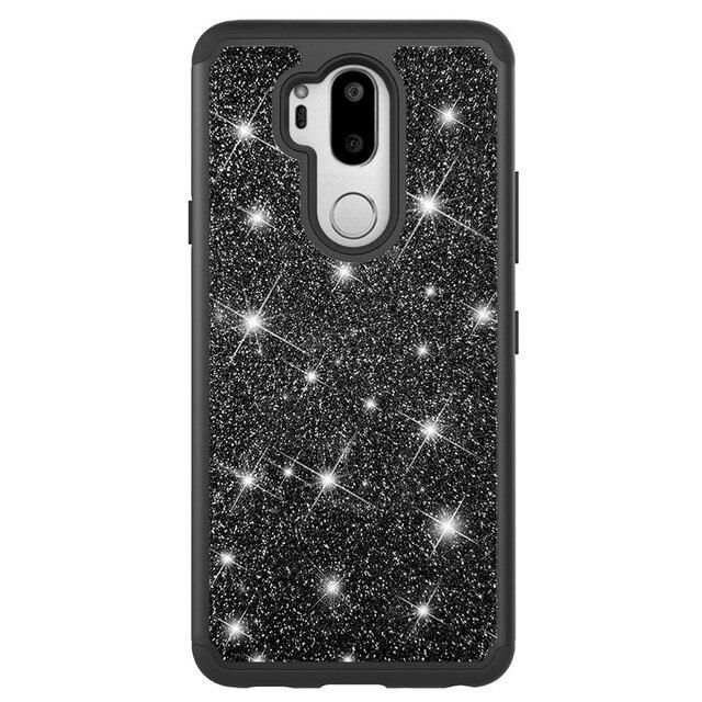Black Phone case lg k20 5c64f48294943