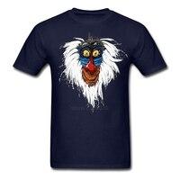 Plus Size Grandes Homens T Camisas Roupas 100% Algodão T-shirt de Manga Curta Adolescente Rafiki XS-3XL Por Atacado Baratos Tees Tops
