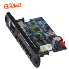 TDA7492P 25W + 25W Bluetooth Versterker Board + MP3 Decoder Boord Wav Ape Lossless Audio Usb Tf Aux DC12V 24V