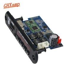 TDA7492P 25W + 25W Bluetooth amplifikatör kurulu + MP3 dekoder kurulu WAV APE kayıpsız ses USB TF AUX DC12V 24V