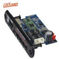 TDA7492P 25W+25W Bluetooth Amplifier Board + MP3 Decoder Board WAV APE Lossless Audio USB TF AUX DC12V 24V