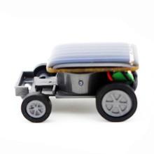 Игрушки для детей, высокое качество, маленький мини-автомобиль, солнечная энергия, игрушка, автомобиль, гонщик, обучающий гаджет, детские игрушки