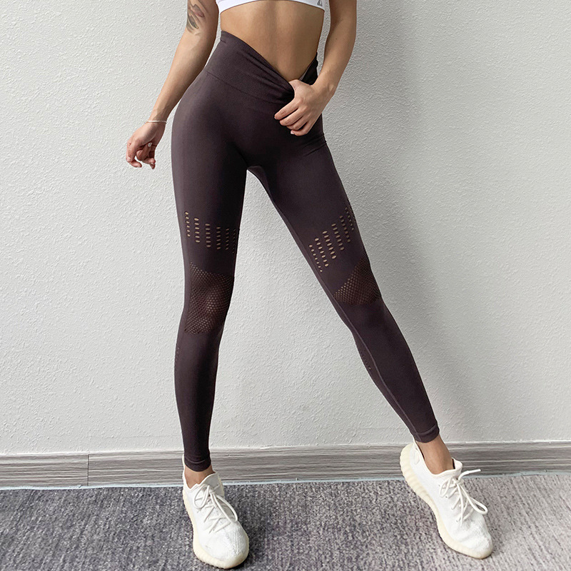 High Waist Seamless Leggings Push Up Leggins Mesh Sport Women Fitness Running Yoga Pants Energy Seamless Leggings Gym Girl