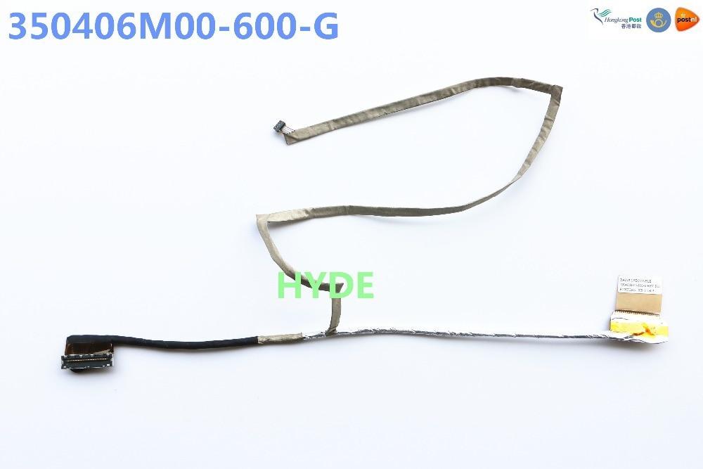 NUEVO 350406M00-600-G CABLE LCD PARA HP DV4-3000 DV4-3010TX - Cables de computadora y conectores - foto 2