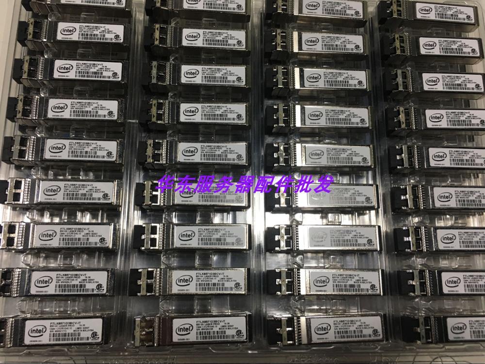 E10GSFPSR FTLX8571D3BCV-IT   10 Gigabit Module