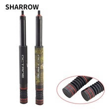 цена на Archery Damper Shock Rod 11 Inch Adjustable Stabilizer Shock Rod Used For Compound Bow Stabilizer Accessories