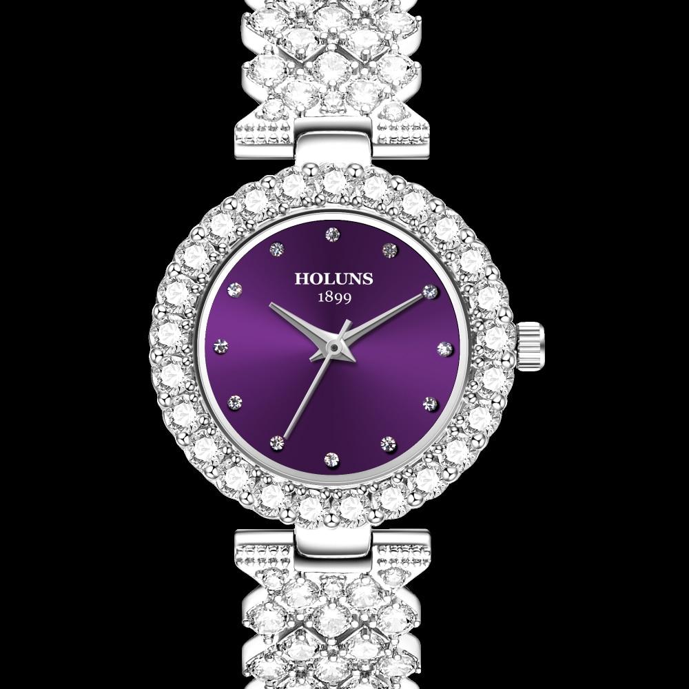top brand luxury women diamond watches Japan quartz 5 atm waterproof ladies watch stainless steel fashion