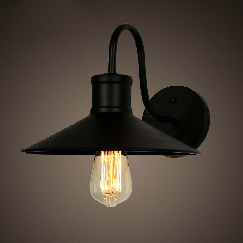 Wall Sconces Beside Tv : Aliexpress.com : Buy Retro Vintage Industrial Loft American Edison Wall Sconce Lamp Bathroom ...