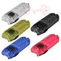 Новые Оригинальные Nitecore 2 шт./упак. мини фонарик зарядное устройство micro usb flash факел брелок USB аккумуляторная 5 coulour