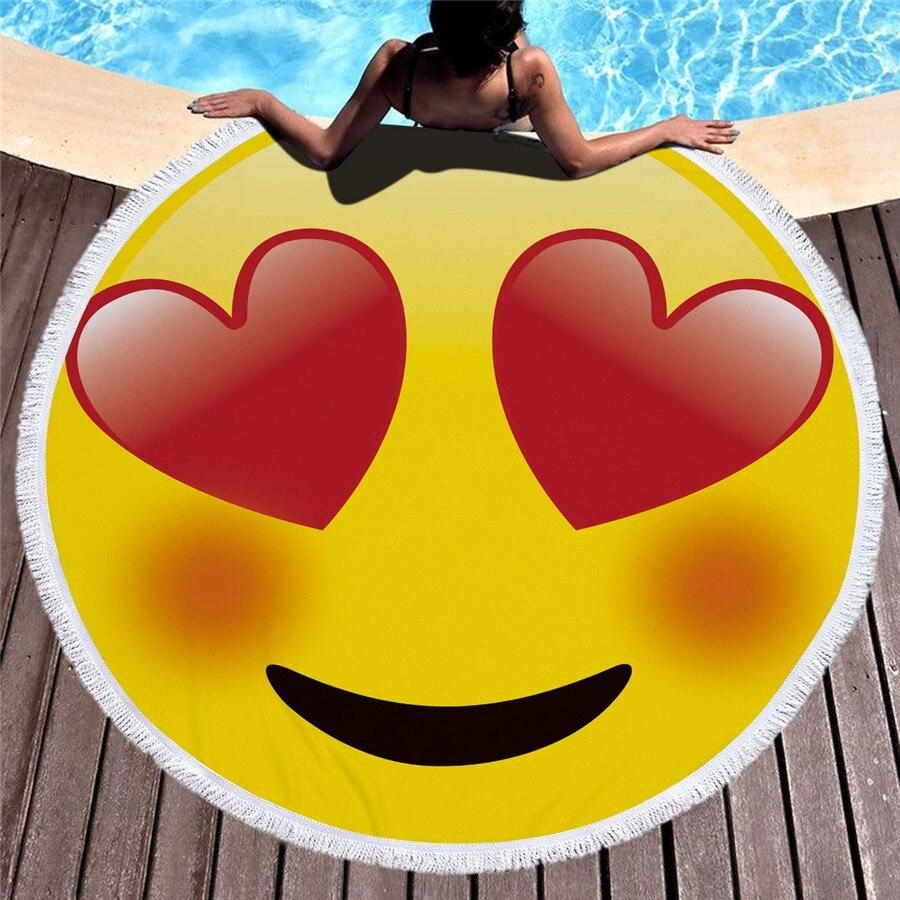 HTB1hoyGmTnI8KJjy0Ffq6AdoVXa2 - Emoji Beach Microfiber Towel - MillennialShoppe.com | for Millennials
