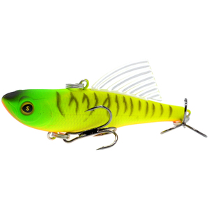Image 5 - WLDSLURE Sinking Vibration Fishing Lure Hard Plastic Artificial VIB Winter Ice Jigging Pike Bait Tackle Isca Peche