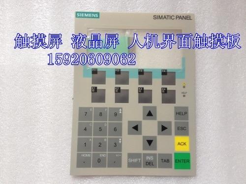 [ZOB] ORIGINAL OP77B mask 6AV6 641-0CA01-0AX 6AV6641-0CA01-0AX0 button switch  --10PCS/LOT op7 6av3 607 1jc20 0ax1 button mask