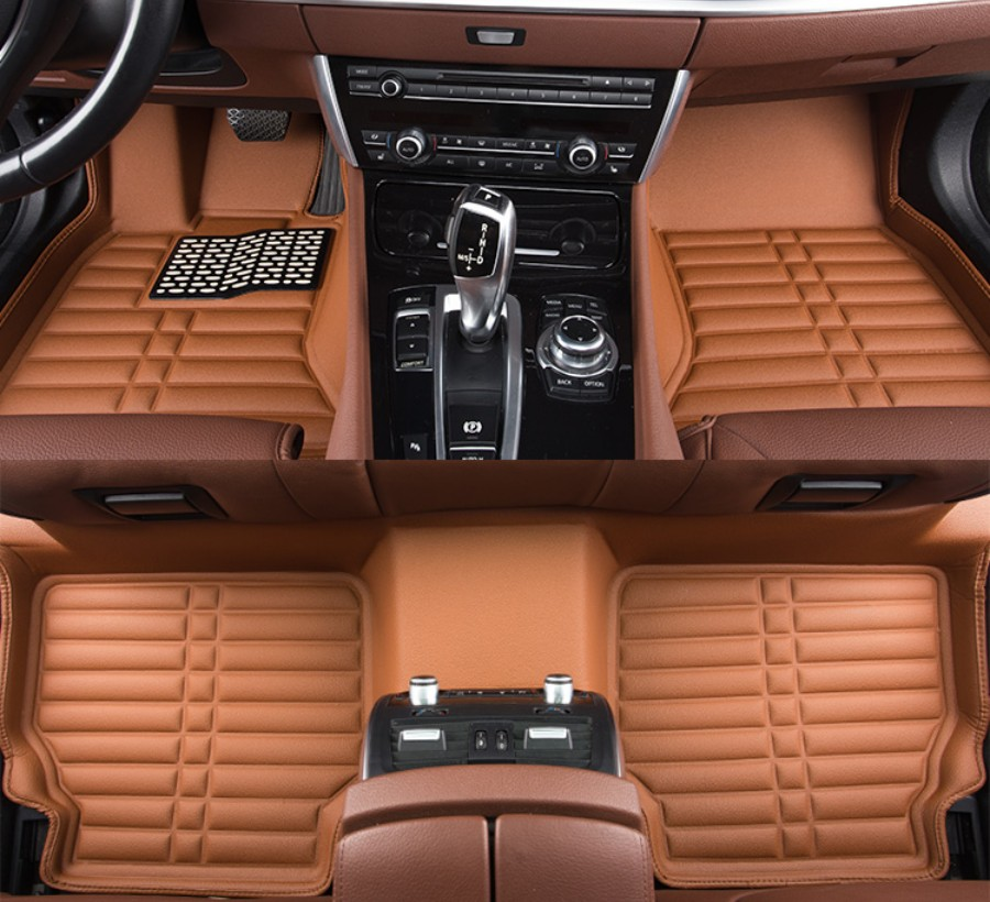 Car Floor Mats For Hyundai Sonata 9 2015.2016.2017 Foot Mat Step Mats High Quality Brand New Waterproof,convenient,Clean Mats for kia soul 2010 2016 car floor mats foot mat step mats high quality brand new waterproof convenient clean mats