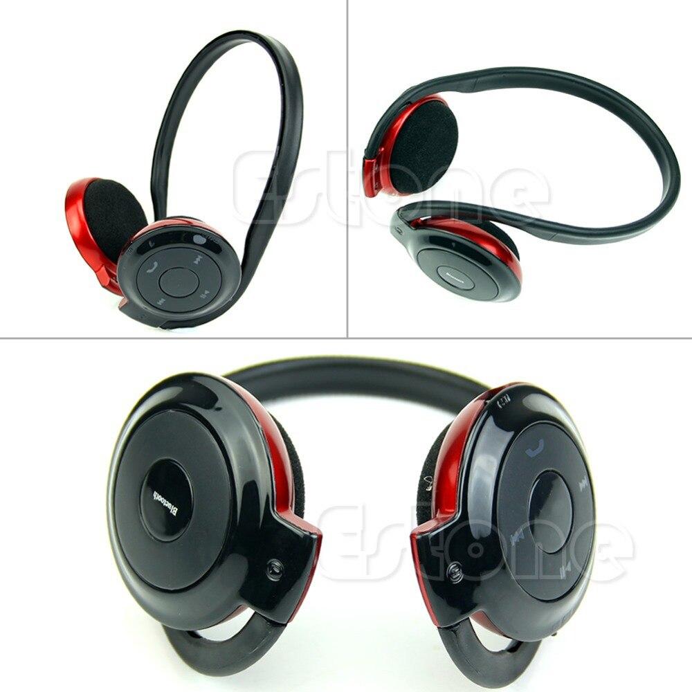Fashion Sports Wireless Bluetooth Stereo Headset Headphone