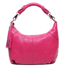 7colors women shoulder bags cow leather 2017 new european woman party fashion brand vintage genuine handbags