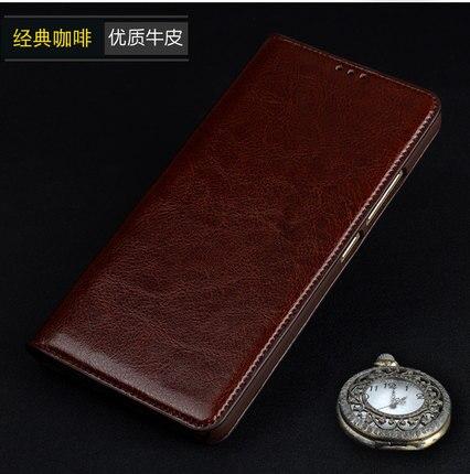 Étui en cuir véritable de haute qualité pour Xiao mi mi x (6.4 pouces) housse de téléphone pour Xiao mi mi x coque de téléphone