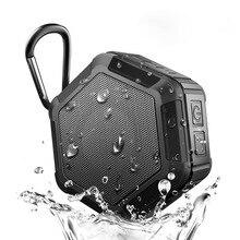Portable Bluetooth Speaker Outdoor Waterproof Subwoofer Loudspeaker Climbing Mountain Bicycle Wireless Audio Bass Speakers