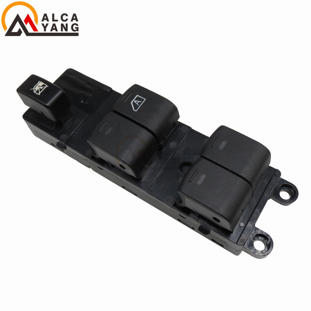 Abs Front Right Master Electric Power Window Lifter Switch