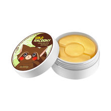 SECRET KEY Gold RacoonyไฮโดรเจลEye & Spot Patch 90P Collagen Gold Eye Mask Desalination Dark CircleกระชับEyeภายใต้Eye Care