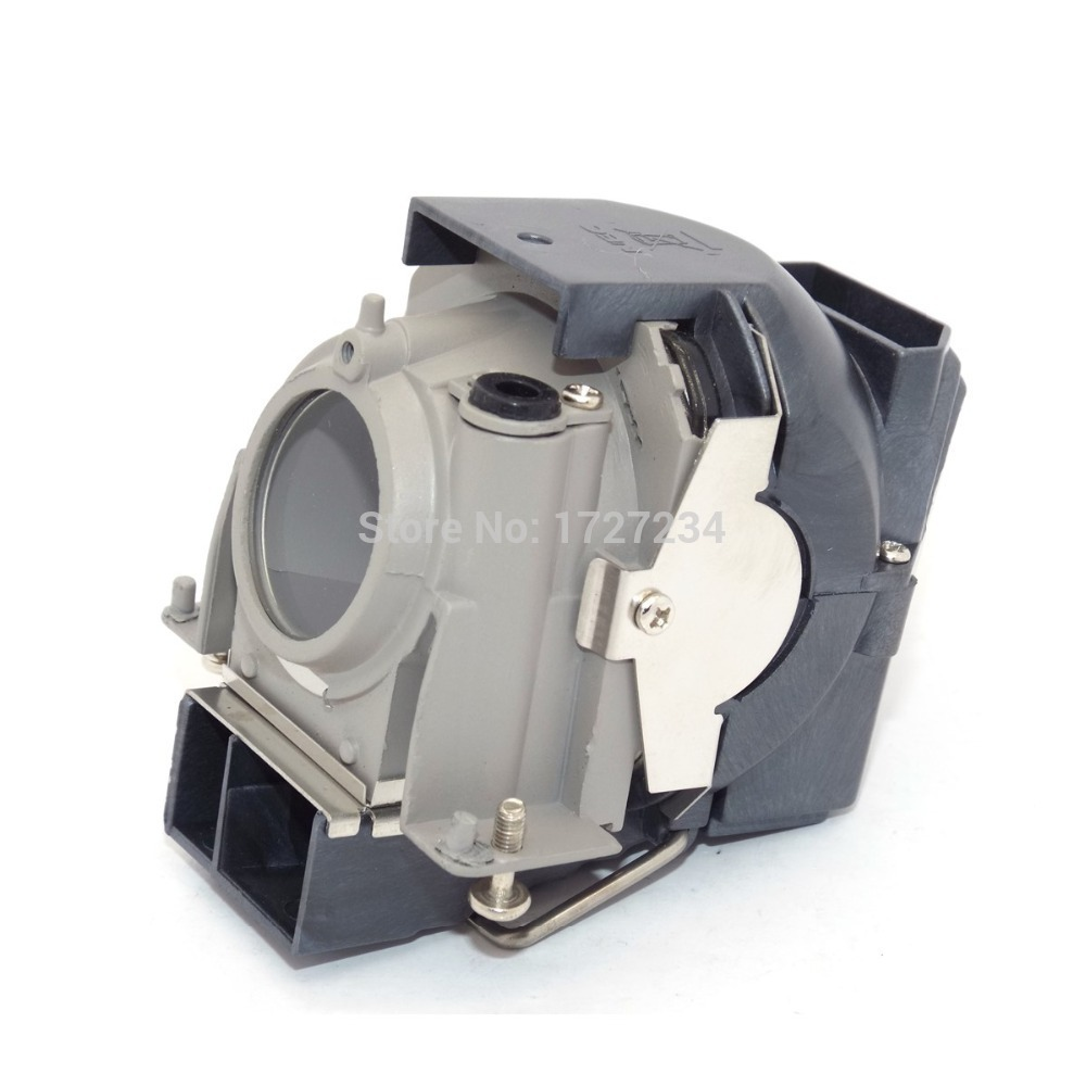 Replacement Projector Lamp NP02LP / 50031755 for NP40 ; NP50 ; NP50G / compatible with housing /projector bulb free shipping tlplv8 compatible replacement projector lamp uhp bulb light with housing for toshiba proyector projetor luz lamba