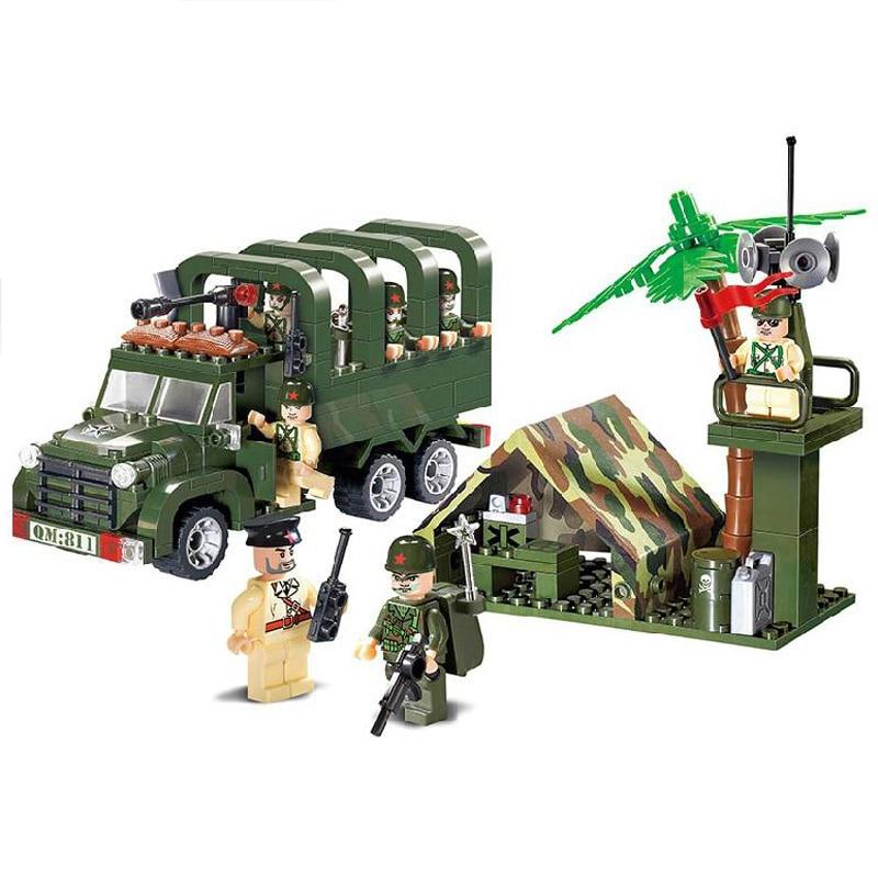 Galleria fotografica model building kits compatible with <font><b>lego</b></font> <font><b>city</b></font> army 1024 3D blocks Educational model & building toys hobbies for children