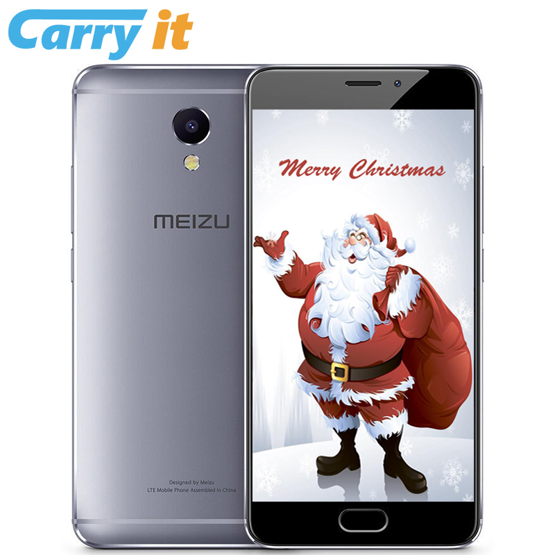 Christmas Meizu M5 Note 32G 3 GB Global Version M621H OTA Mobile Phone Android Helio