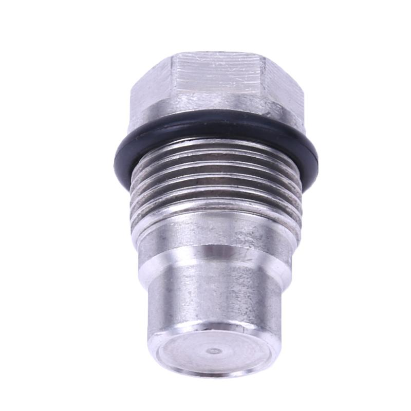 Stainless Steel Car Fuel Rail Plug For 07-16 Dodge Ram Pickup/ Cab Chassis 6.7L Turbo Diesel 04-10 Chevy/GMC Pickup 6.6L