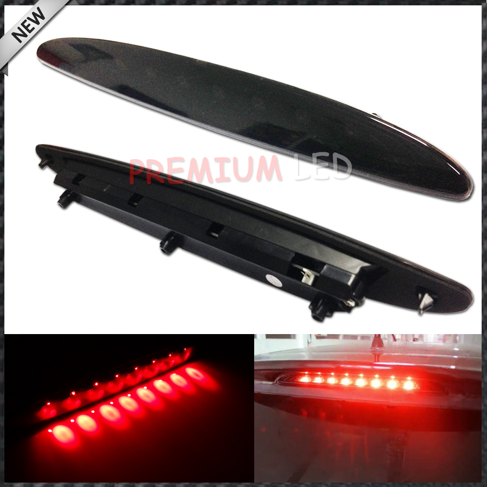 Smoked Lens Brilliant Red 8 LED High Mount Third 3rd Brake Light For 02 06  MINI Cooper R50 R53 In Signal Lamp From Automobiles U0026 Motorcycles On ... Amazing Ideas