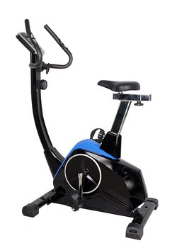 New Arrival użytku domowego kryty magnetyczny rowerek do ćwiczeń tanie i dobre opinie black orange