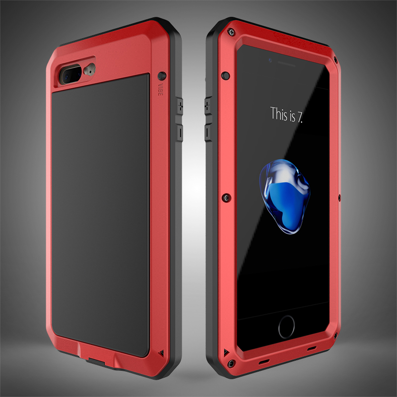 HTB1hp1JeL1TBuNjy0Fjq6yjyXXa2 Heavy Duty Protection Doom armor Metal Aluminum phone Case for iPhone 11 Pro Max XR XS MAX 6 6S 7 8 Plus X 5S 5 Shockproof Cover