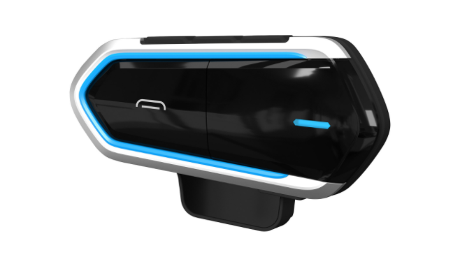 Bluetooth Helmet Headphones Motorcycle Headset Qtb35 Waterproof Wireless Scooter DHL